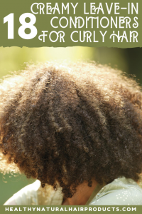 18 Creamy Leave-In Conditioners for Curly Hair
