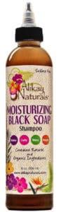 Alikay Naturals Moisturizing Black Soap Shampoo
