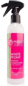 Mielle Organics White Peony Leave-In Conditioner