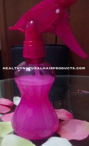 DIY anti itch braid spray