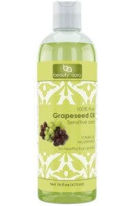 beauty aura pure grapeseed oil