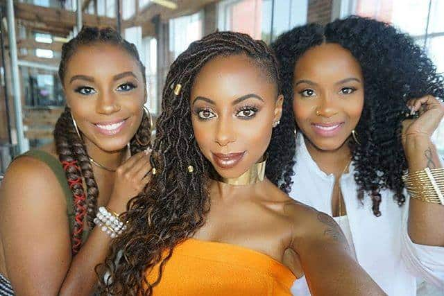 New Orleans Natural Hair Expo pictures