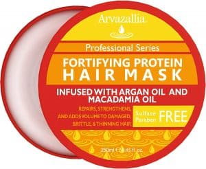 Arvazallia Fortifying Protein Hair Mask and Deep Conditioner