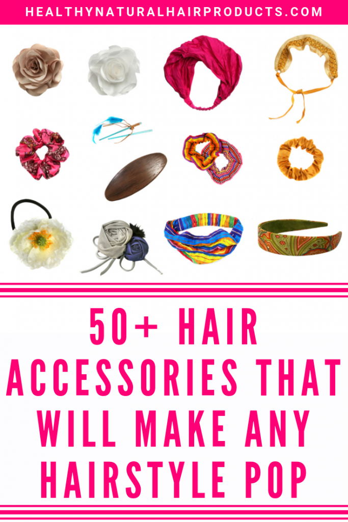 50+ Hair Accessories That Will Make Any Hairstyle Pop