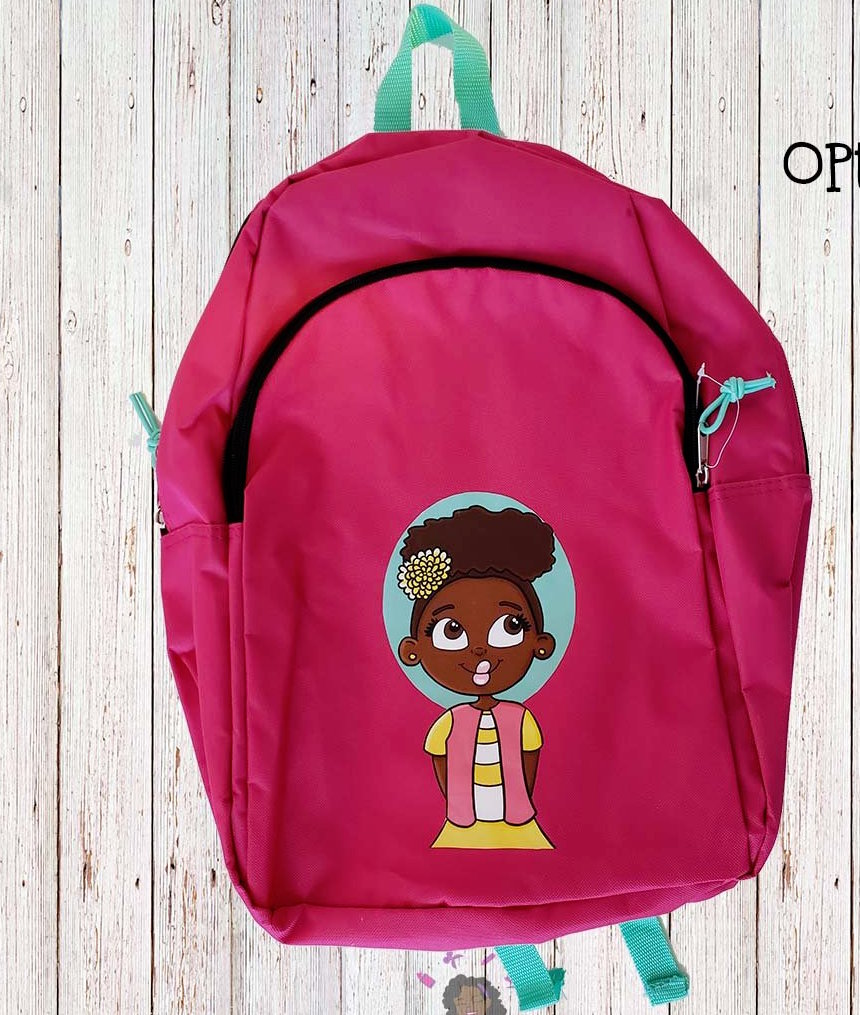 christmas gifts for kids, Personalized Book Bag