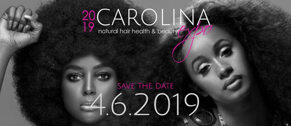 Carolina Natural Hair Health & Beauty Expo 2019