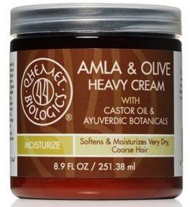 Qhemet Biologics Amla & Olive Heavy Cream