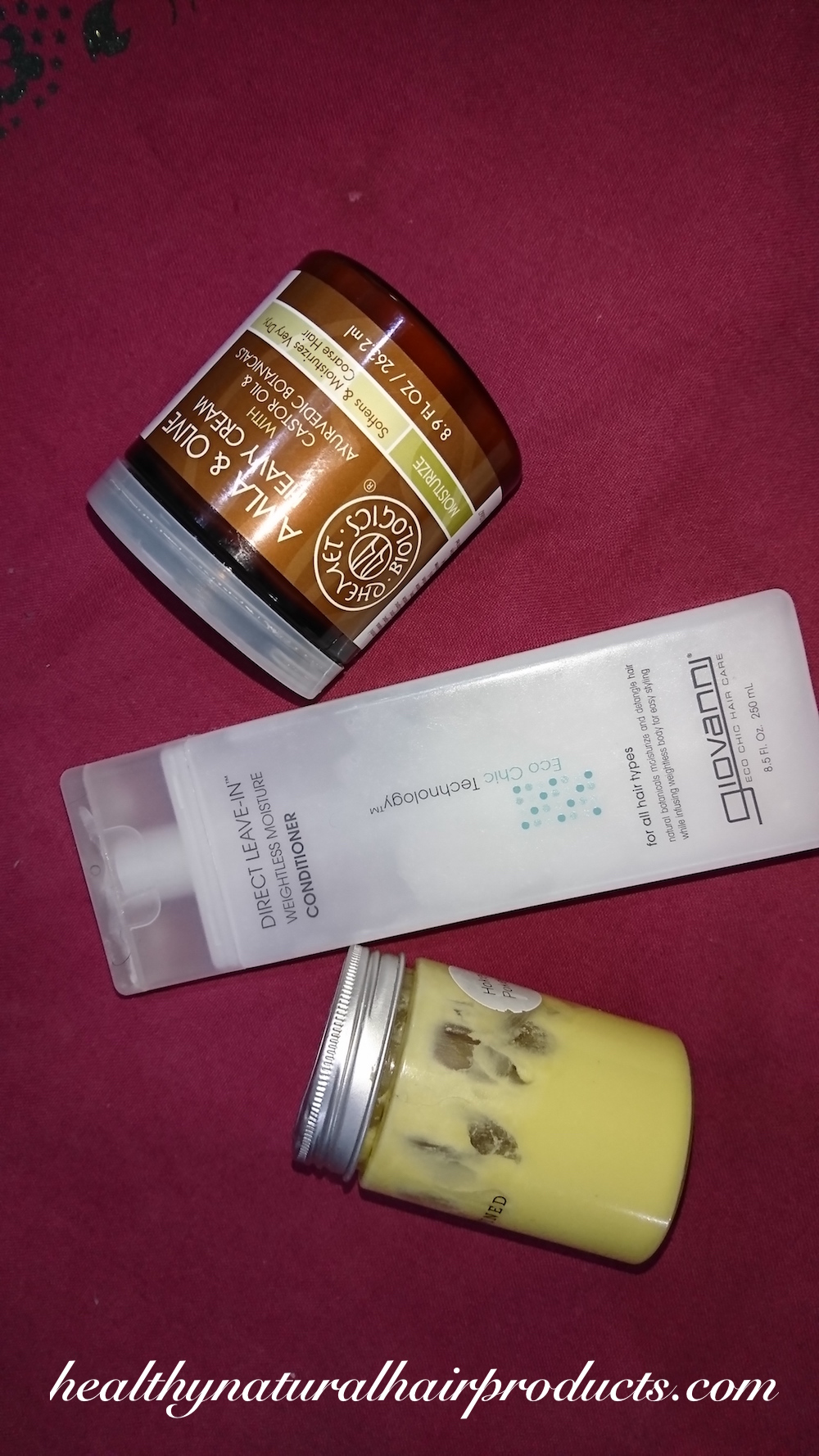 Qhemet Biologics Amla and Olive Heavy Cream, Best Natural Hair Products