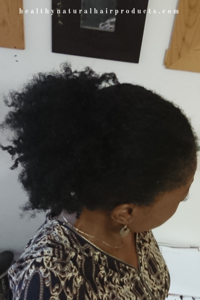 Qhemet Biologics Amla and Olive Heavy Cream Results, Best Natural Hair Products