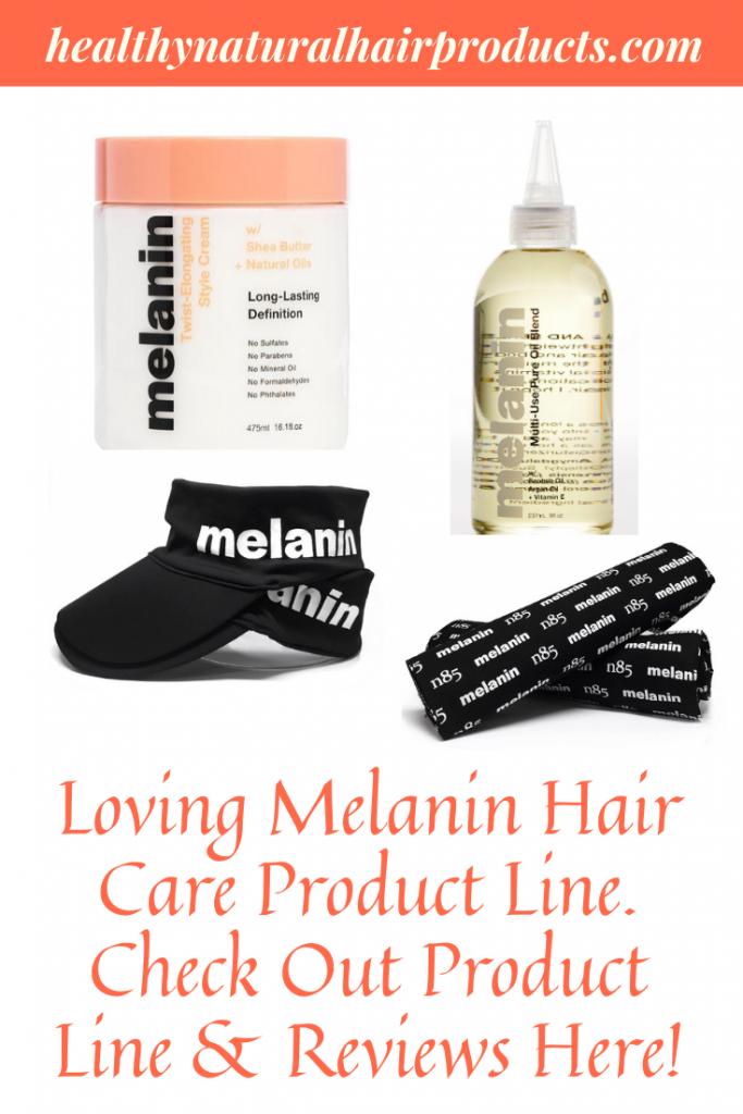 Naptural85 Melanin Hair Care