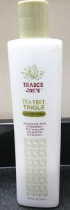 What I loved About Trader Joe's Tea Tree Tingle Conditioner