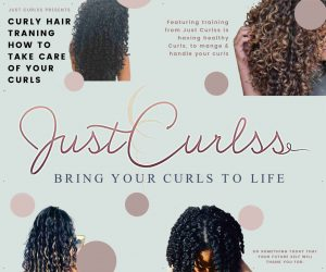 Curly Hair Training 2020