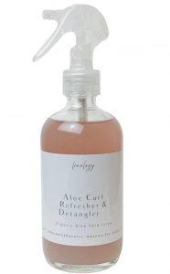 Curl Refresher Aloe Vera Spray