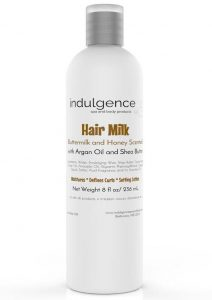 Hair Milk with Argan Oil and Shea Butter