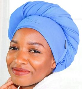 Special Hair Towel for Natural Hair and Locs