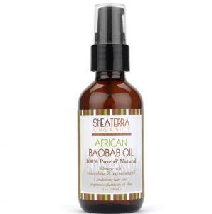 shea terra organics baobab oil