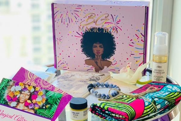 Black Girl Magic Box