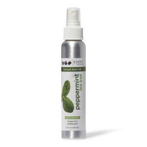 Eden Bodyworks Peppermint Tea Tree Hair Oil