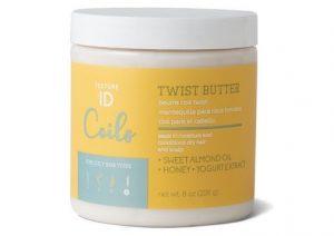 Texture ID Coils Twist Butter