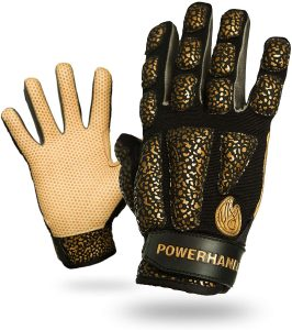 POWERHANDZ Weighted Baseball & Softball Gloves for Strength and Resistance Training