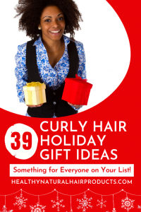 39 Curly Hair Holiday Gift Ideas 2020