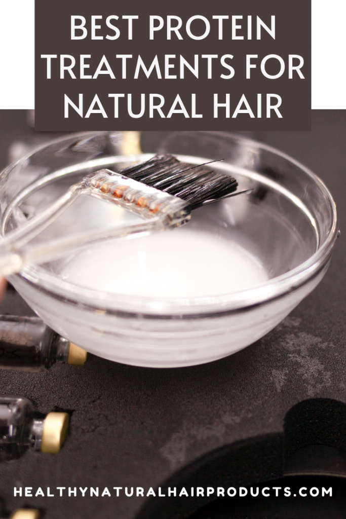 Best protein treatments for natural hair