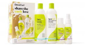 DevaCurl Holiday Cleanser, Conditioner & Styler Kit