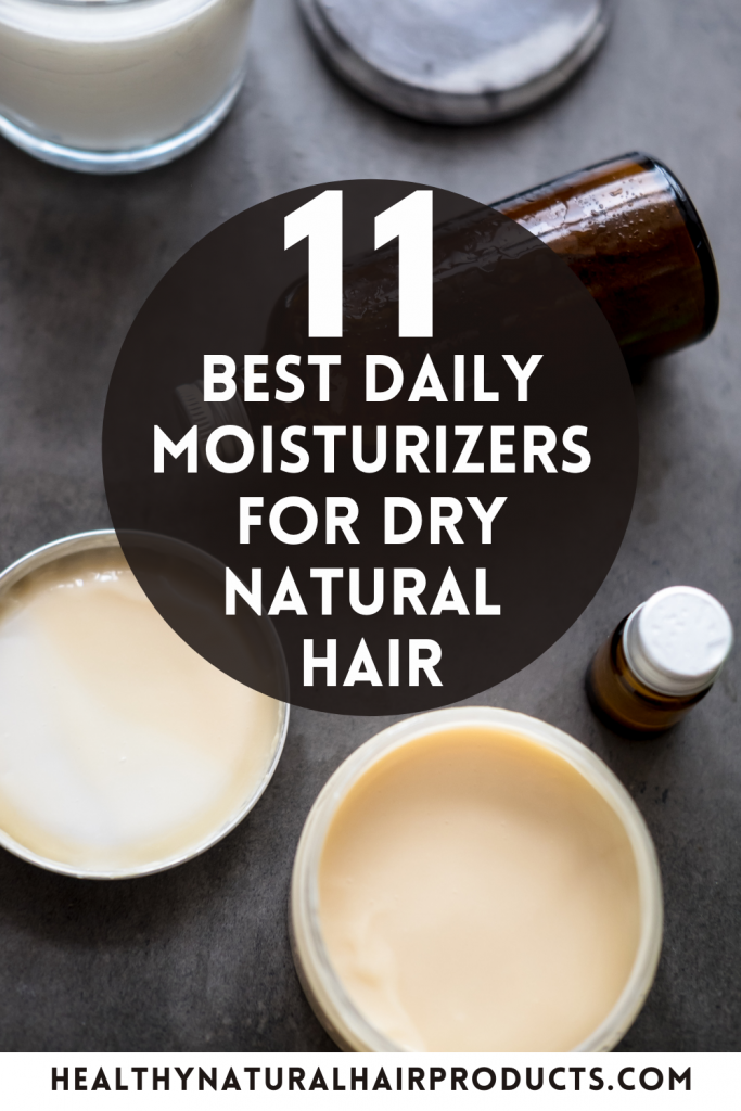 11 Best Daily Moisturizers for Dry Hair
