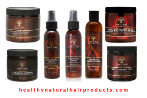 Best As I Am Hair Products for natural hair