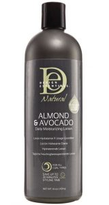 Design Essentials Almond & Avocado Natural Daily Moisturizing Lotion