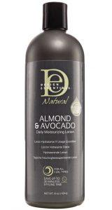 Design Essentials Almond & Avocado Natural Daily Moisturizing Lotion