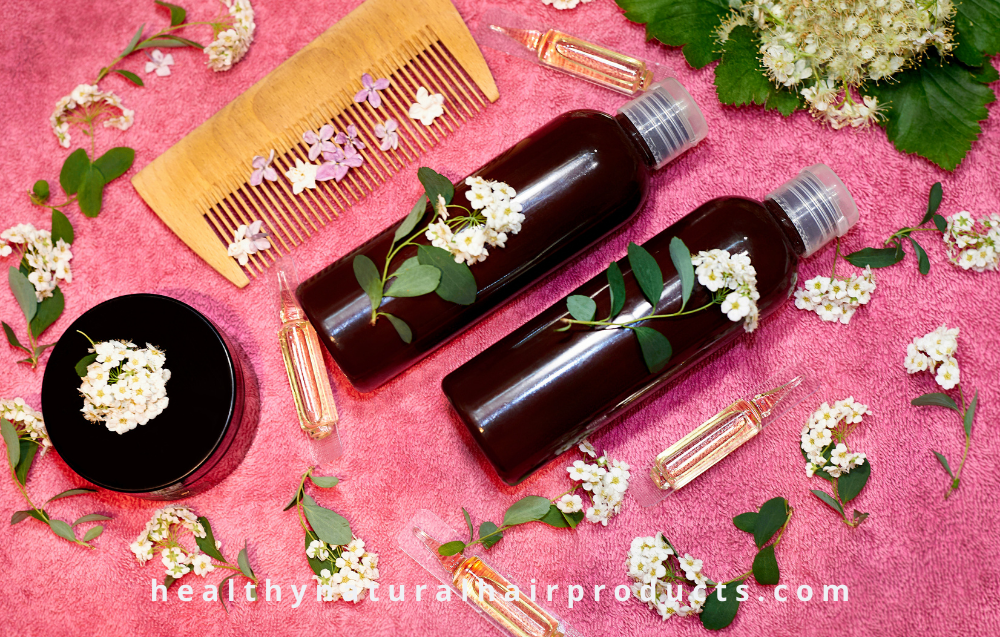 Favorite Natural Hair Products - 2020