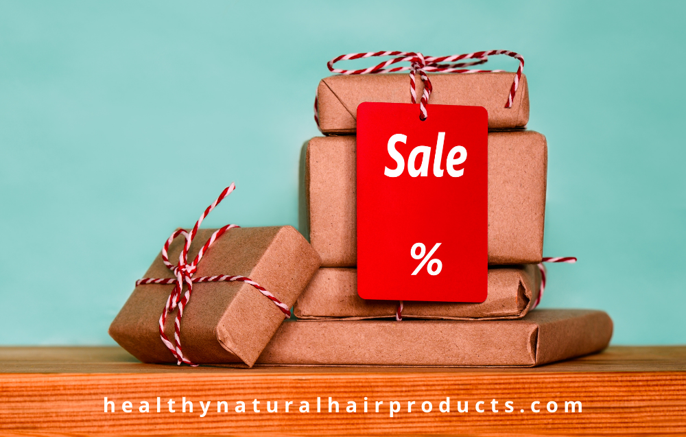 Healthy Hair Care Series Bundle Sale and win a $25 Etsy Gift Card Giveaway