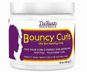 Roots Naturelle Curly Bouncy Curls Ultra Rich Hydrating Crème