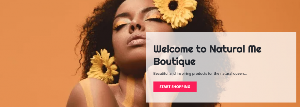 Welcome to Natural Me Boutique