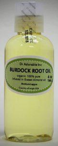Dr. Adorable Organic Burdock Root Oil