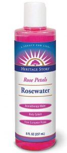 Heritage Store Rose Petals Rosewater