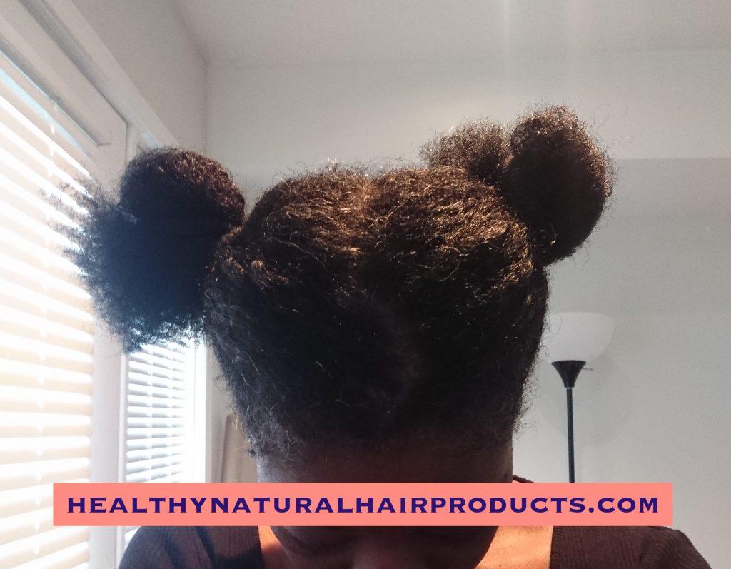 Co-washing Curly Hair 1