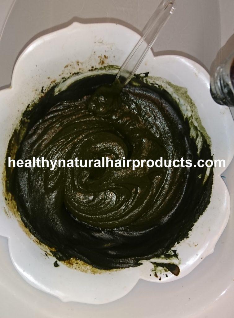Indigo Powder Mix for Hair Step 2B
