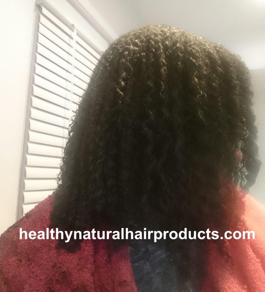 Indigo Powder on Hair Picture 2