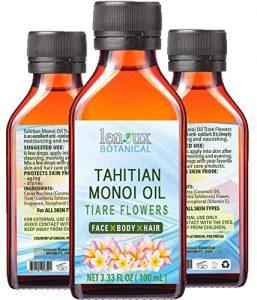 Lenoux Botanical Tahitian Monoi Oil