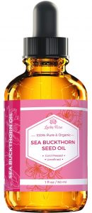 Leven Rose Sea Buckthorn Seed Oil