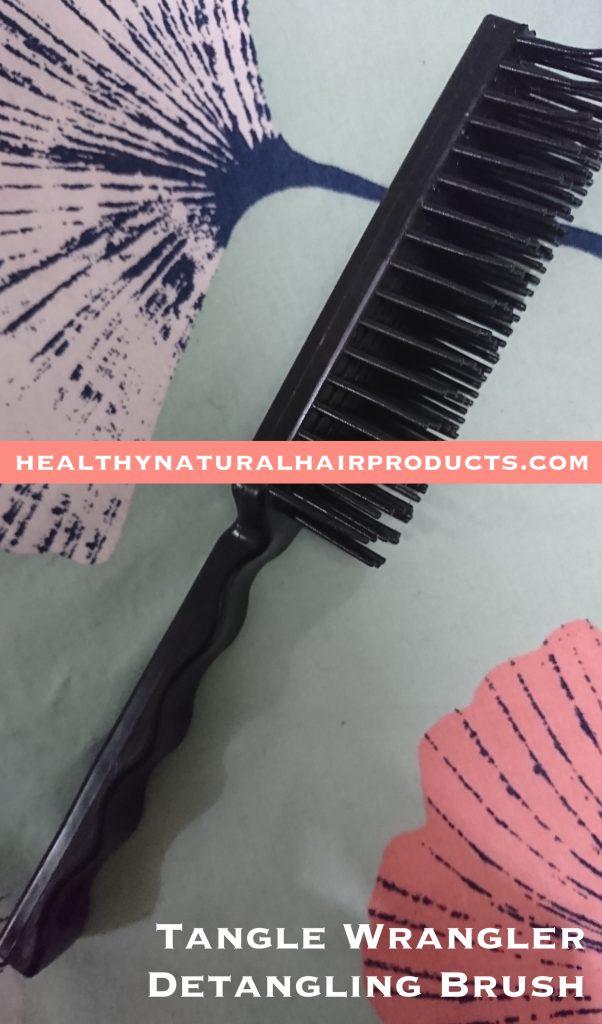Tangle Wrangler Detangling Brush