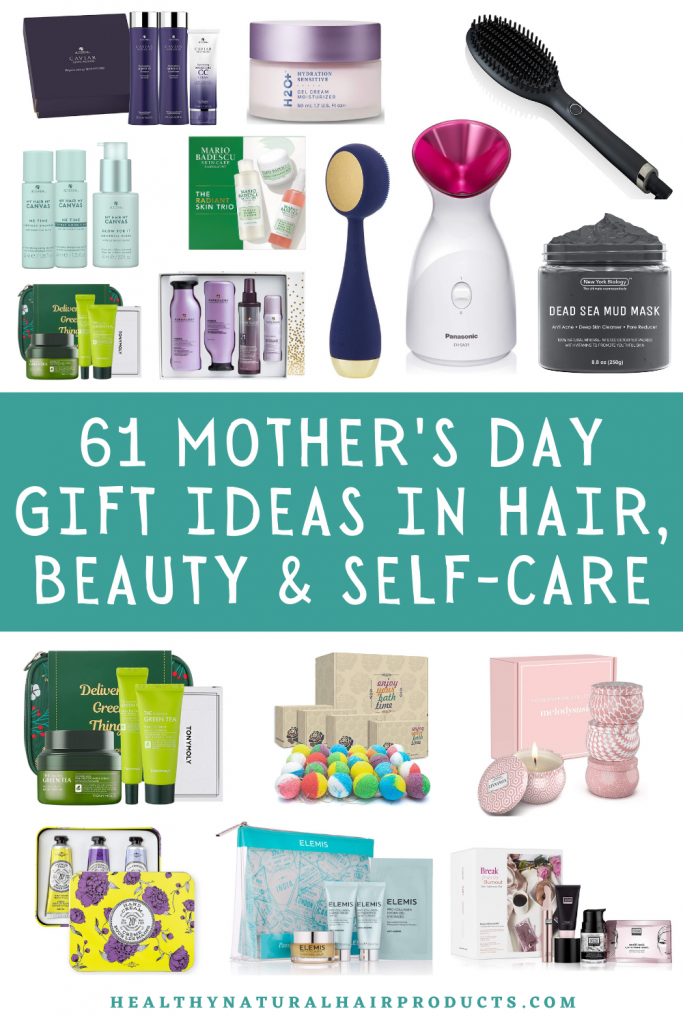 61 Mother's Day Gift Ideas in Hair, Beauty & Self-care