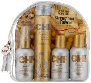 CHI Keratin Strengthen & Revive Kit