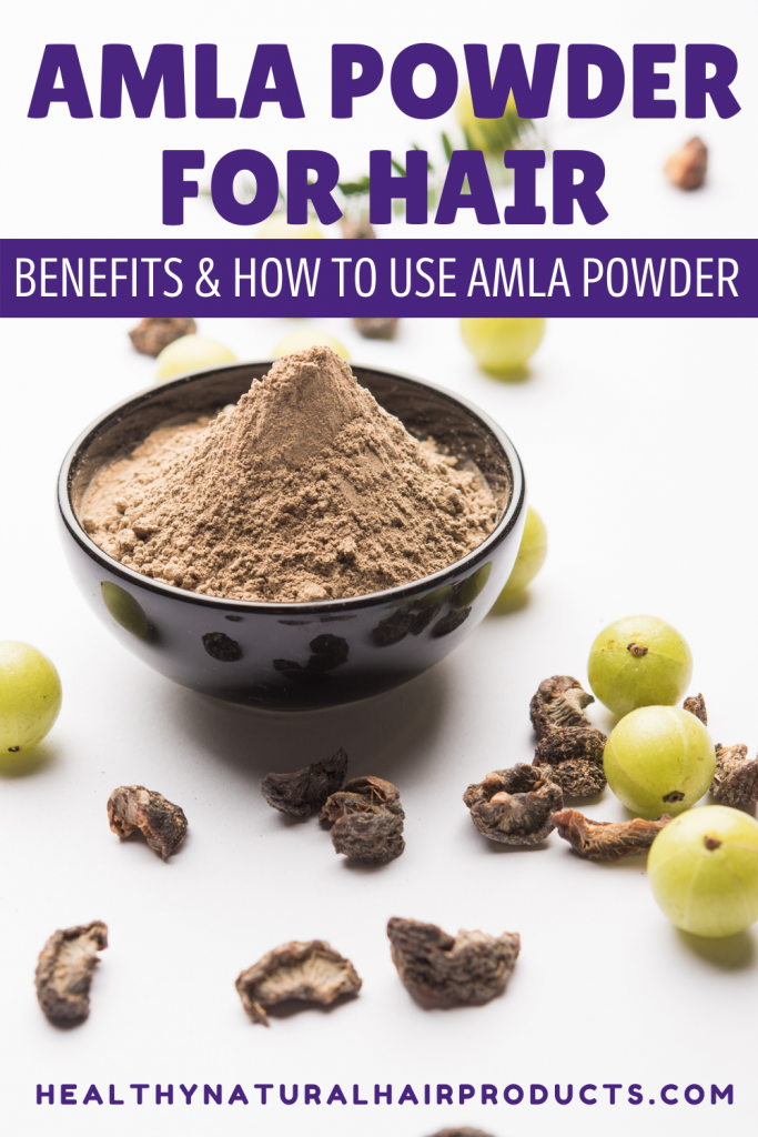 Amla powder for hair, benefits and how to use amla powder