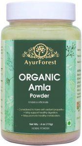 AyurForest Organic Amla Powder