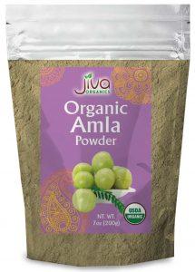 Jiva Organics Pure Amla Powder