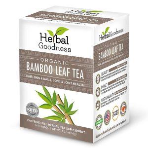 Herbal Goodness Bamboo Leaf Tea