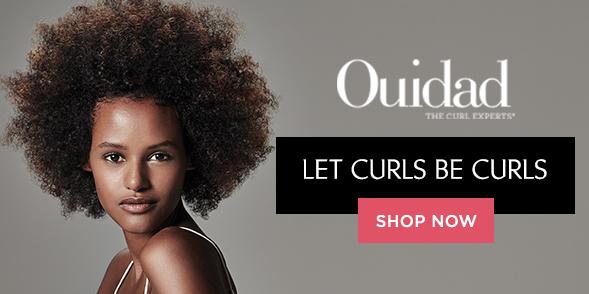 Ouidad Let Curls be Curls